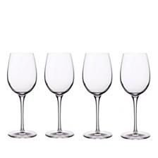 Luigi Bormioli Glassware, Set of 4 Crescendo Chardonnay Glasses