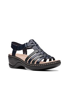 Clarks Collection Women's Lexi Bridge Sandals