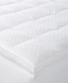 European White Goose Featherbed Collection, Created For Macy's