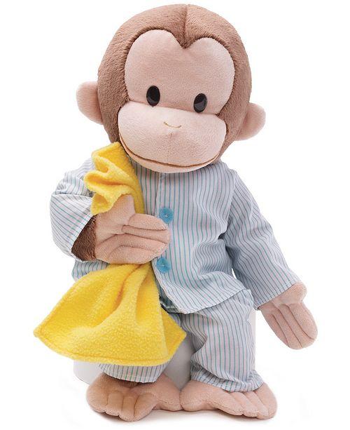 Gund® Kids Toys, Curious George in Pajamas Toy