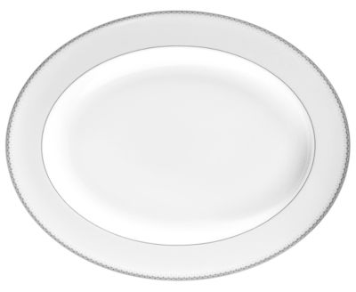 """Dinnerware, 13.5"""" Dentelle Platter"""