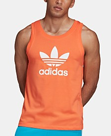adidas Men's Originals Adicolor Trefoil Tank Top
