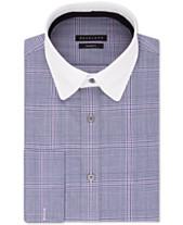dcbac076a531 Men's French Cuff Dress Shirts: Shop Men's French Cuff Dress Shirts ...