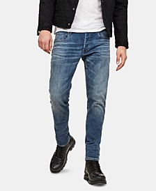 Men's Elto Slim-Fit Super Stretch Jeans, Created for Macy's