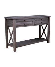 Iris Console Table, Quick Ship