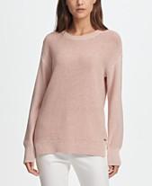 38fae2bdfe8a Pink Women's Sweaters - Macy's
