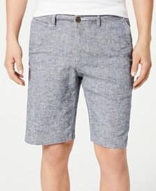 Lucky Brand Men's Laguna Stretch Chambray Shorts