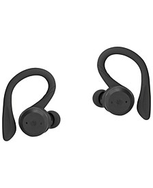 Tru-Wireless Waterproof Bluetooth Earbuds