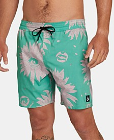 "Men's Remote 17"" Swim Trunks"
