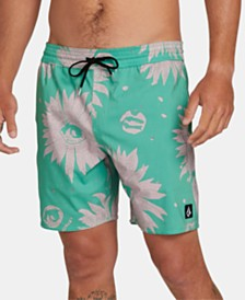 "Volcom Men's Remote 17"" Swim Trunks"