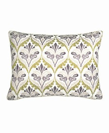 Lillian August Provence Lilac Ikat Decorative Pillow