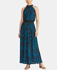 Avena Floral-Print Maxi Dress