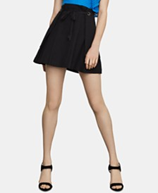 BCBGMAXAZRIA A-Line Mini Skirt