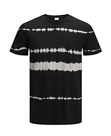 Jack and Jones Men's Overdyed Style T-Shirt