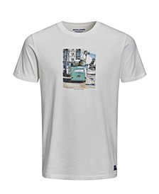 Jack and Jones Men's Surf Trip T-shirt