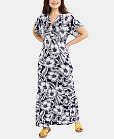 Nursing Maxi Dress
