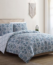 Anges 2-Pc. Twin XL Duvet Cover Set