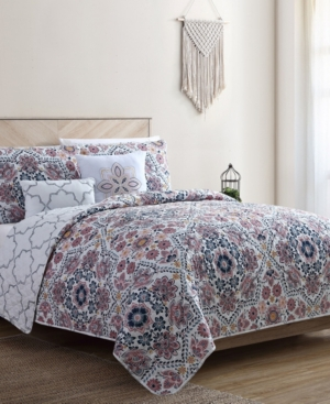 Anges 4-Pc. Twin Xl Quilt Set