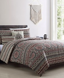 Menkis 4-Pc. Twin XL Comforter Set