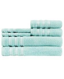Caro Home Sabina 6-Pc. Towel Set