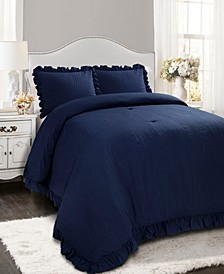 Reyna 3-Pc. King Comforter Set