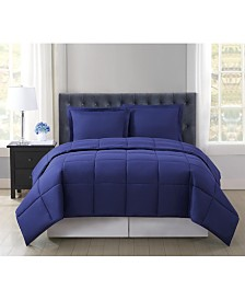 Truly Soft Everyday Solid King 3-Pc. Comforter Set