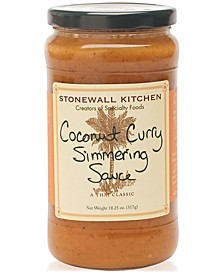 Coconut Curry Simmering Sauce