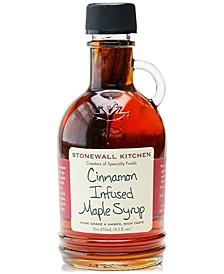 Cinnamon-Apple Maple Syrup