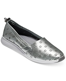 Studiogrand Perforated Slip-On Sneakers