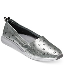 Cole Haan Studiogrand Perforated Slip-On Sneakers