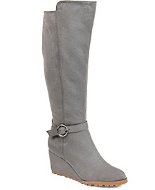 Women's Extra Wide Calf Veronica Boot