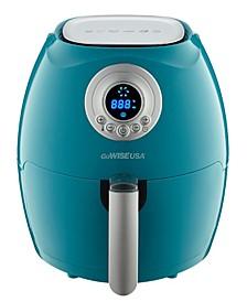 2.75-Qt Digital Retro Air Fryer