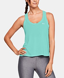 Under Armour Sport Mesh Racerback Training Tank Top