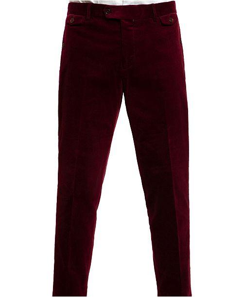 buy sale outlet sale online store Joe's Flat Front Corduroy Men's Pants