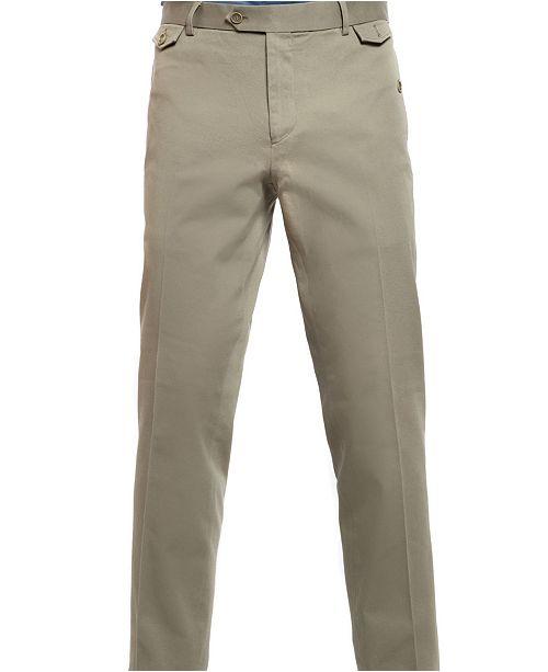 Joe's Jeans Joe's Flat Front Cotton Men's Pants