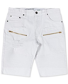Men's Rally Distressed Shorts