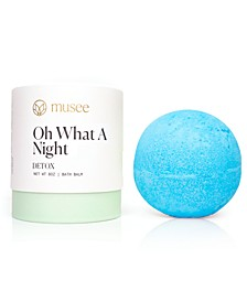 Oh What A Night Detox Bath Balm, 8-oz.