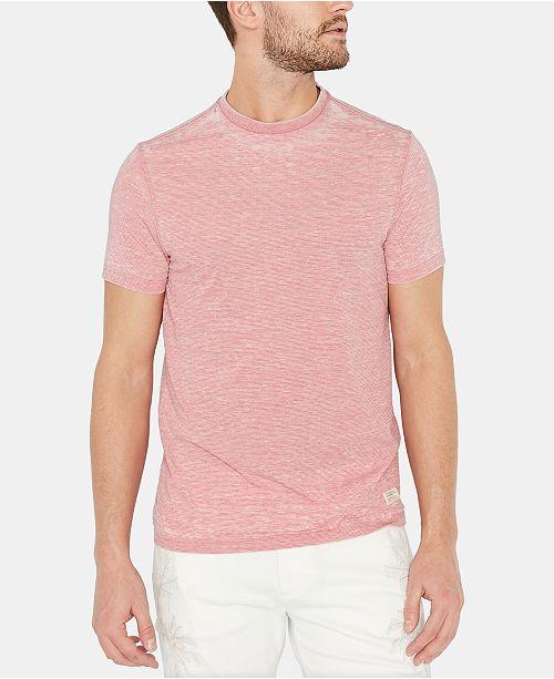Buffalo David Bitton Men's Kasun Stripe T-Shirt