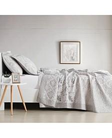 Brigette Floral Cotton 2 Piece Twin XL Quilt Set