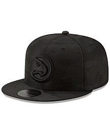New Era Atlanta Hawks Blackout Camo 9FIFTY Cap
