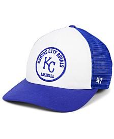 '47 Brand Kansas City Royals Swell Trucker MVP Cap