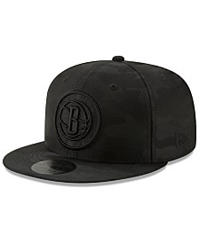 New Era Brooklyn Nets Blackout Camo 9FIFTY Cap