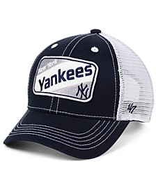 Little Boys New York Yankees Woodlawn Meshback MVP Snapback Cap
