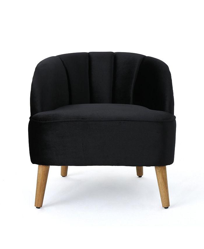 Noble House - Amaia Club Chair, Quick Ship