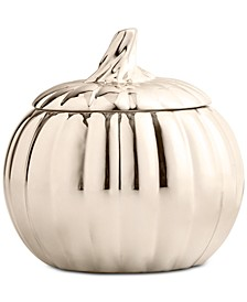 Pumpkin Covered Soup Bowl, Created for Macy's