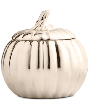 Pumpkin Covered Soup Bowl
