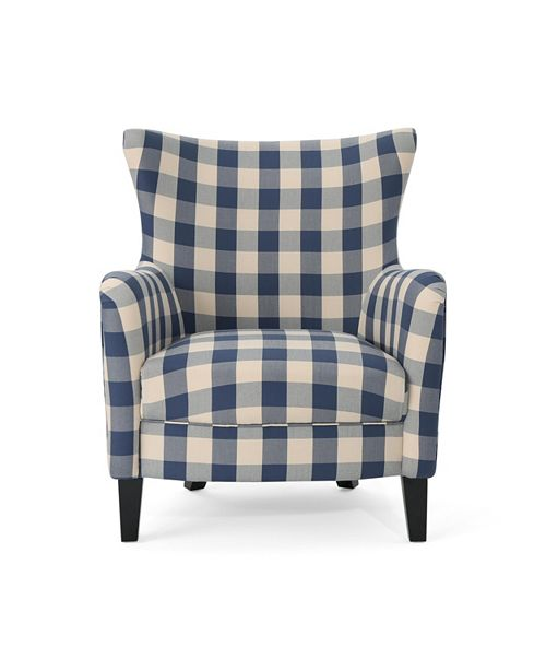 Noble House Arabella Arm Chair, Quick Ship