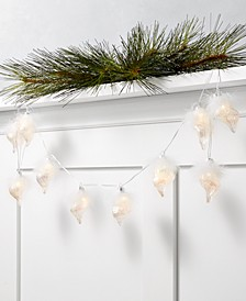 Seaside LED Conch Shell Garland, Created for Macy's
