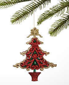 Holiday Lane Santa's Favorites Christmas Tree Ornament, Created for Macy's