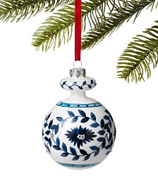 Holiday Lane Tea Party Ball Ornament, Created for Macy's